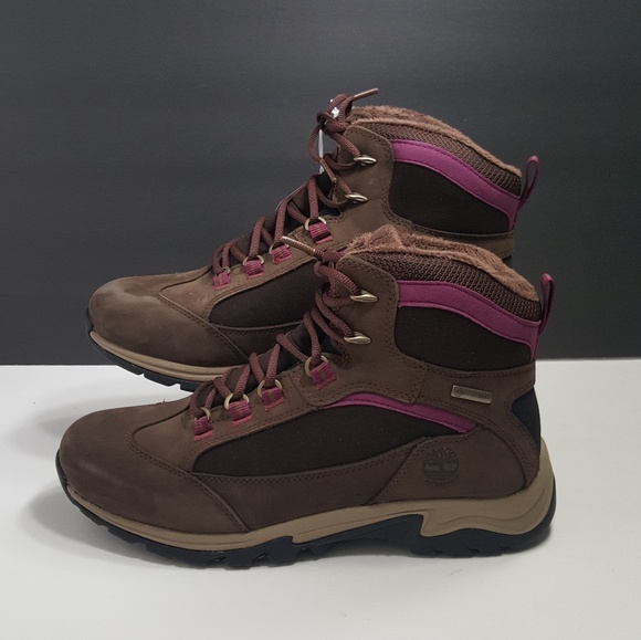 2Day Sale!Timberland Mt. Maddsen Waterproof Boots NWT